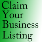 Claim your business listing here